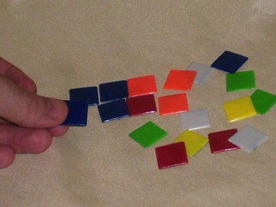 Solving a cube is actually not about getting the squares in the right places