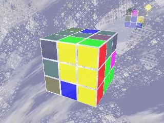 solving an edge piece