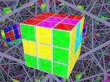 Anaconda/Snake Rubik's Cube Pattern